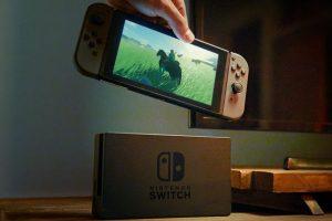 Анализ технических характеристик игровой консоли Nintendo Switch