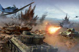 Авторы War Thunder не считают, что 4К обязательно для качественной картинки