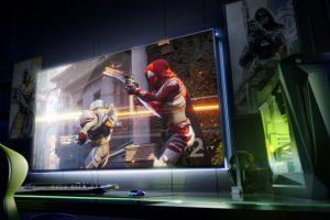 CES 2018: Nvidia представила новые игровые 4К мониторы BFGD с диагональю 65 дюймов