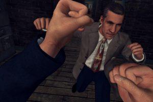 В L.A. Noire: The VR Case Files можно играть на Oculus Rift